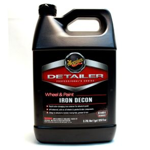 Meguiar's D180101 Wheel & Paint Iron Decon - 128 oz.