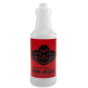Meguiar's Wheel & Paint Iron Decon Bottle