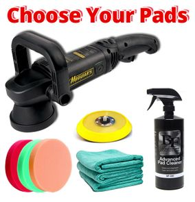 Meguiars MT300 Buff & Shine Polisher Kit
