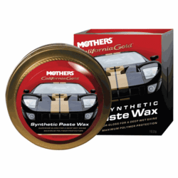 Mother's California Gold Synthetic Paste Wax