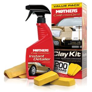 Mothers California Gold Clay Bar Paint Saving System