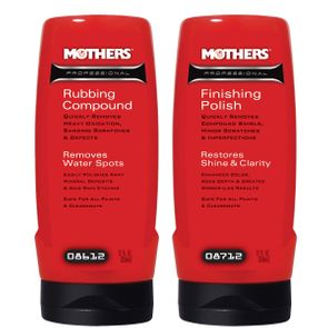 Mothers Professional Paint Restoration System