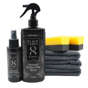Pinnacle Black Label Diamond Glass Coating Kit