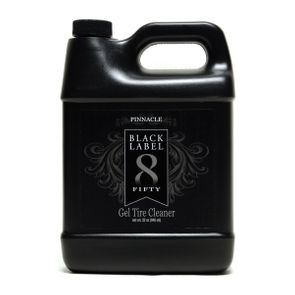 Pinnacle Black Label Gel Tire Cleaner 32 oz.