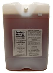 Poorboy's World Biodegradable All Purpose Cleaner and Degreaser 5 Gallon Refill