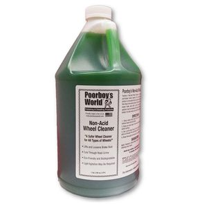 Poorboy's World Non-Acid Wheel Cleaner - 128 oz.