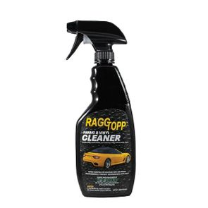 RAGGTOPP Fabric and Vinyl Convertible Top Cleaner