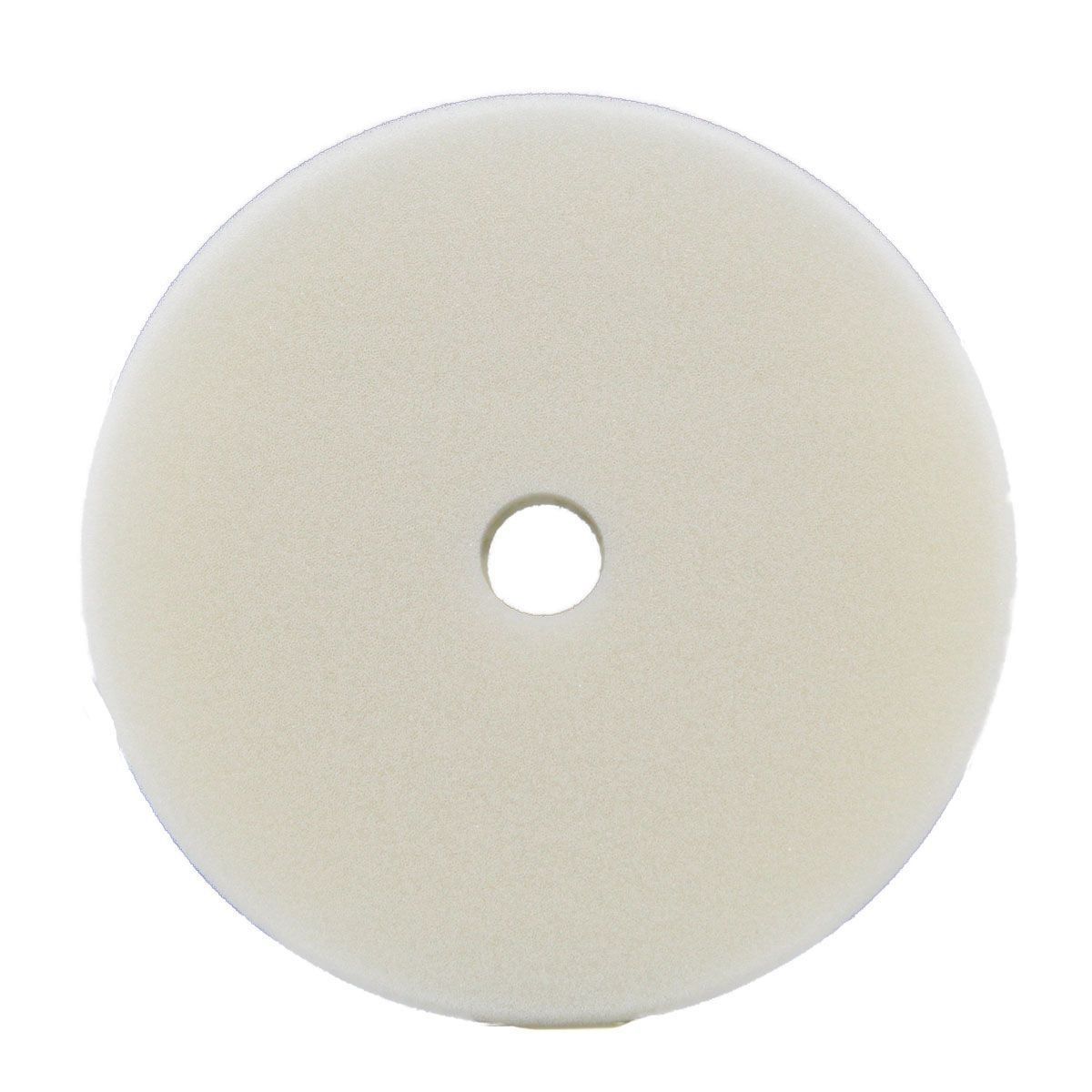 Rupes White Foam Pad is the softest pad Rupes makes and is designed for the final polishing or waxing step