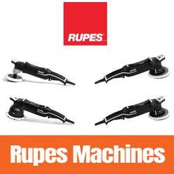 RUPES Polishing Machines