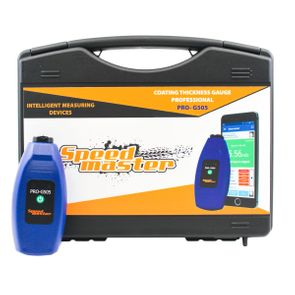 Speed Master Professional Paint Thickness Gauge