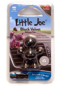 Stoner Little Joe Air Freshener - Black Velevt Scent