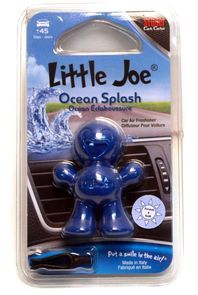 Stoner Little Joe Car Vent Air Freshener - Ocean Splash Scent