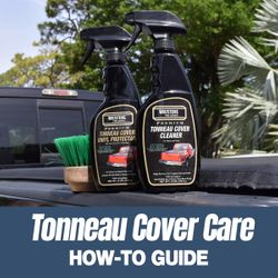 Tonneau Care Guide Featuring Wolfsteines