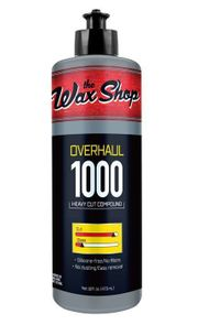 Wax Shop Overhaul 1000 Compound - 32 oz.