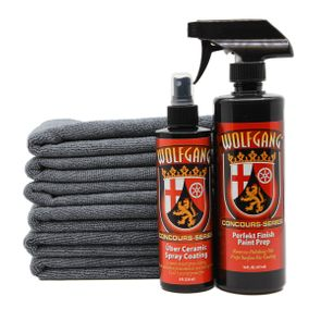 Wolfgang Ceramic Spray Coating Bundle