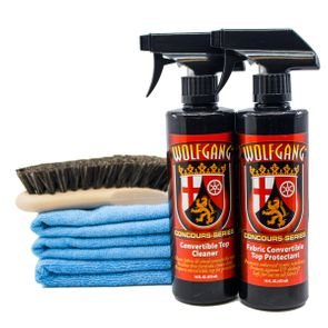 Wolfgang Fabric Convertible Top Care Kit