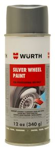 Wurth Alloy Silver Wheel Paint