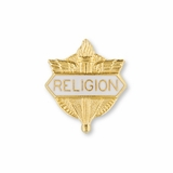 No. 1 Religion Pin