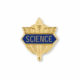 No. 1 Science Pin