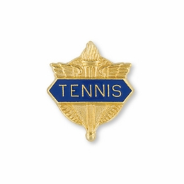 No. 1 Tennis Pin