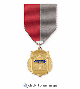 No. 10-1 Cheer 1 Title Medal
