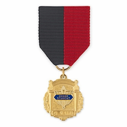 No. 10-1 Exceptional Achievement Related 2 Title Medal