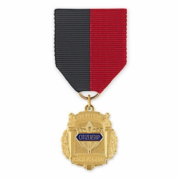No. 10-1 Exceptional Achievement Related 3 Title Medal