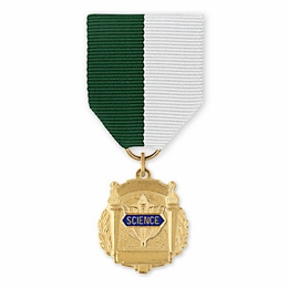 No. 10-1 Family & Consumer Sciences 1 Title Medal