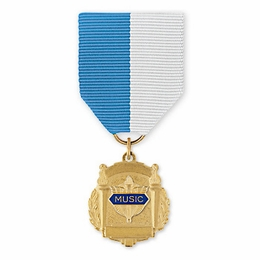 No. 10-1 General Music 1 Title Medal