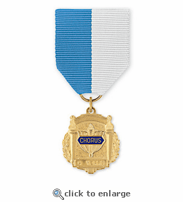 No. 10-1 General Music 2 Title Medal