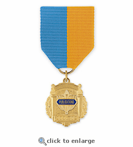 No. 10-1 General Publications 2 Title Medal