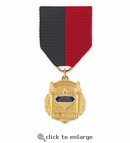 No. 10-1 Honor 2 Title Medal