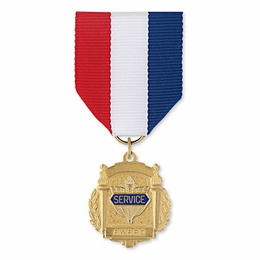 No. 10-1 Physical Education, Health & Driver's Education 2 Title Medal