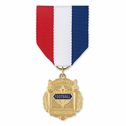 No. 10-1 Physical Education, Health & Driver's Education 3 Title Medal