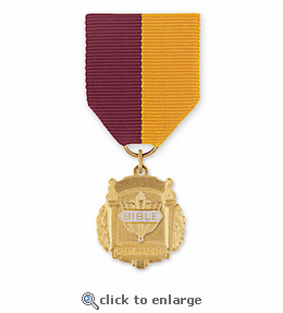 No. 10-1 Religion 2 Title Medal
