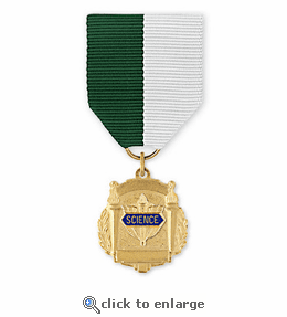 No. 10-1 Science 1 Title Medal