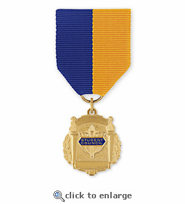 No. 10-1 Student Council 1 Title Medal