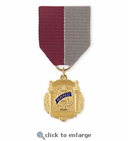 No. 10-2 Band 1 Title Medal