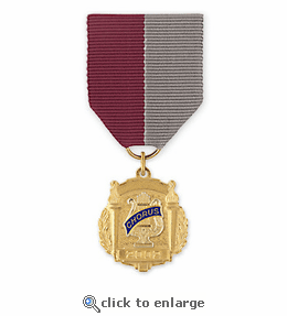 No. 10-2 Band 2 Title Medal