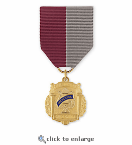 No. 10-2 Band 3 Title Medal