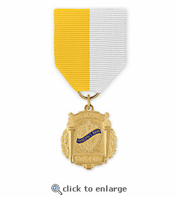 No. 10-370 Outstanding Graduate 3 Title Medal