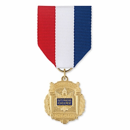 No. 10-446 Exceptional Achievement Related 3 Title Medal