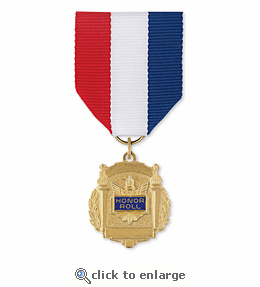 No. 10-446 Honor 1 Title Medal