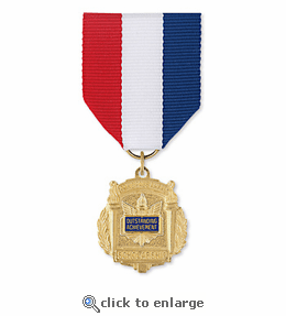 No. 10-446 Outstanding Achievement 3 Title Medal