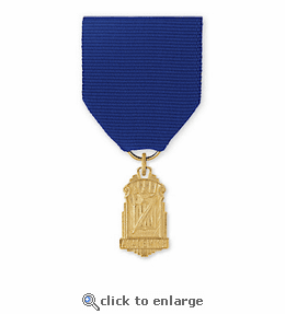 No. 100 Religion 1 Title Medal