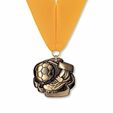 No. 10338 Soccer Classic Medallion