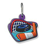 No. 10508 Hockey ColorFlex Zipper Pull
