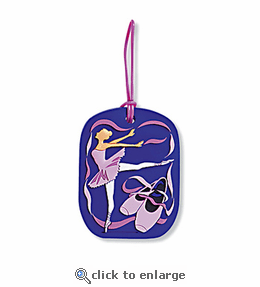 No. 10531 Dance ColorFlex Bag Tag