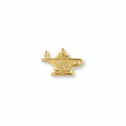 No. 143 Academic Lamp of Knowledge Pin