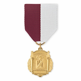 No. 15 Band 1 Title Medal